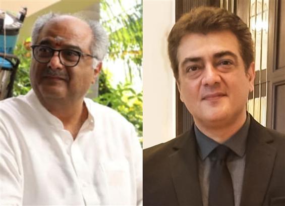 Valimai producer Boney Kapoor says no more PR activities!