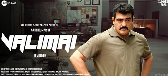 Valimai to begin shooting at Delhi!