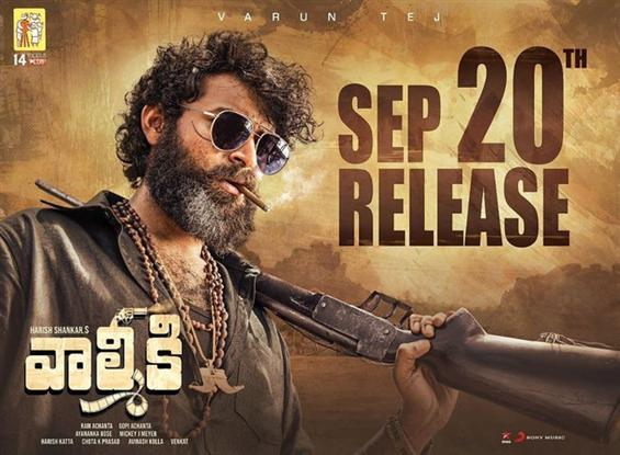 Valmiki Trailer: Varun Tej nails it as a rustic ga...