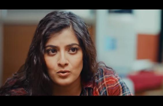 Varalaxmi Sarathkumar's Velvet Nagaram Trailer