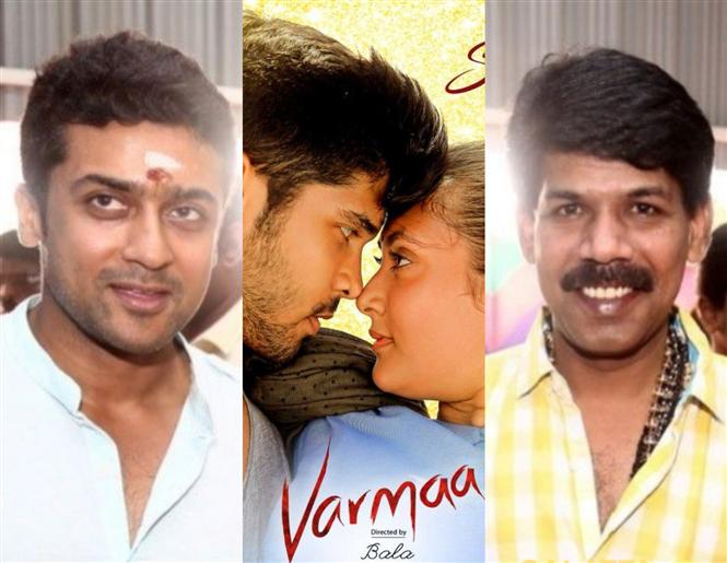 Varmaa Trailer to be launched by Suriya