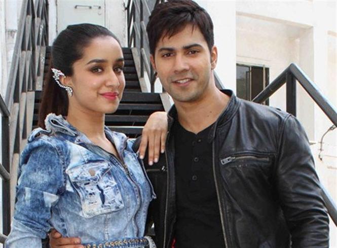 Varun Dhawan, Shraddha Kapoor reunite for Remo D'souza's Movie