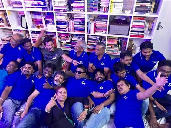 Vasanthabalan describes how Tamil film directors c...