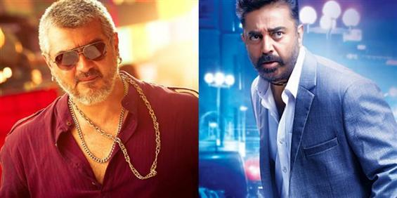 Vedalam and Thoongavanam Day 1 Box Office Report
