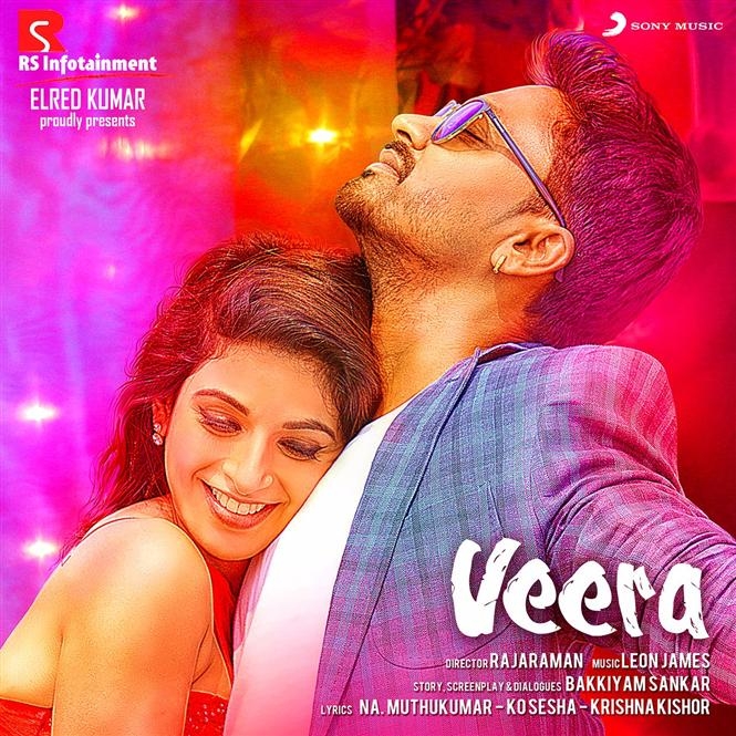 veera songs music review tamil movie music reviews and news. Black Bedroom Furniture Sets. Home Design Ideas