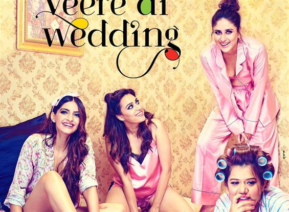 News Image - Veere Di Wedding New Poster; Trailer out tomorrow image