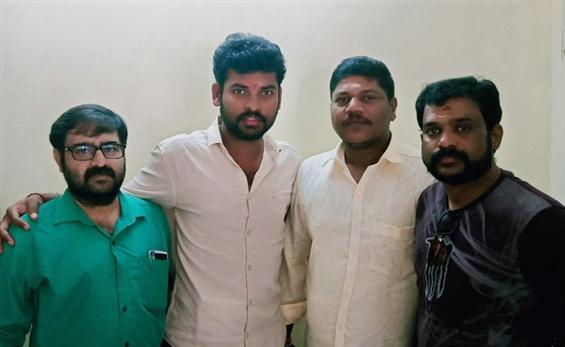 Vemal's next titled Chola Nattan