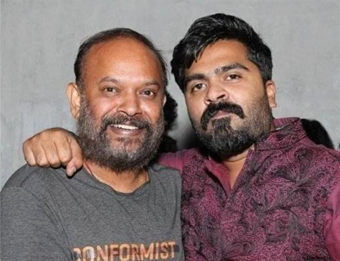 Venkat Prabhu claims Simbu never gave him trouble for Maanaadu!