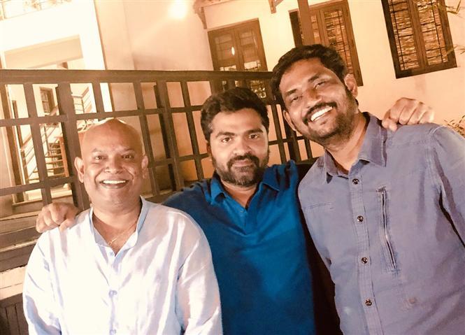 Venkat Prabhu confirms his next project with Simbu