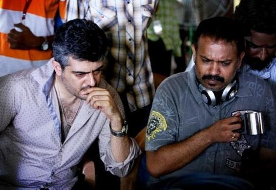 Venkat Prabhu Shares a Memory from shooting Mankat...
