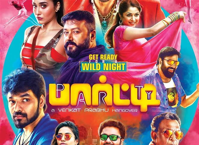 Venkat Prabhu's Party to Release on this date?