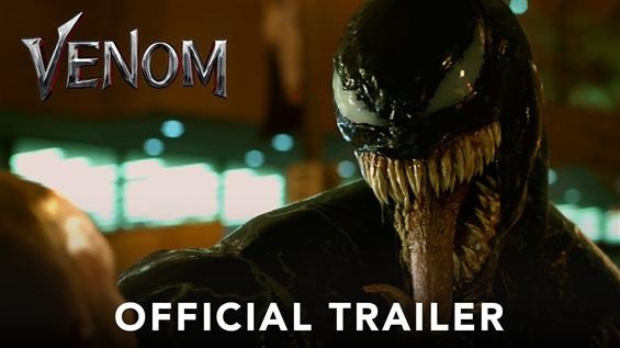 Venom Trailer feat.Tom Hardy