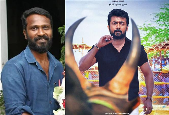 Vetrimaaran's Vaadivaasal to see Suriya in a double role!?