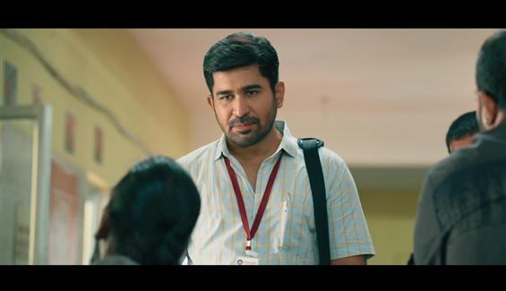 Vijay Antony's Kodiyil Oruvan Trailer