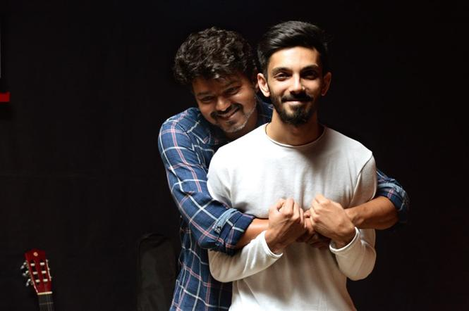 Vijay croons for Master First Single!