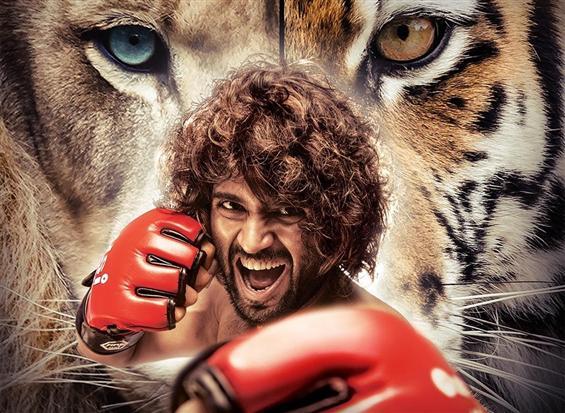 News Image - Vijay Deverakonda's Liger First Look is Out! image