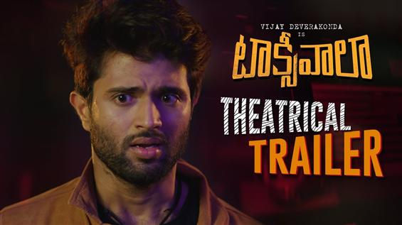 Vijay Deverakonda's Taxiwaala Trailer