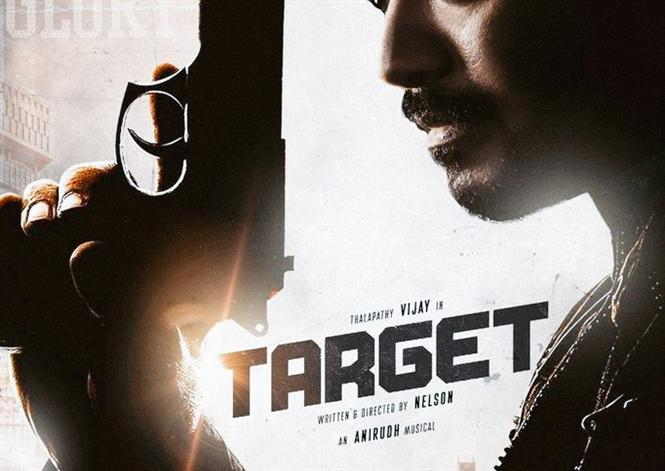 Vijay Fans come up with Thalapathy 65 posters with Target as Title!