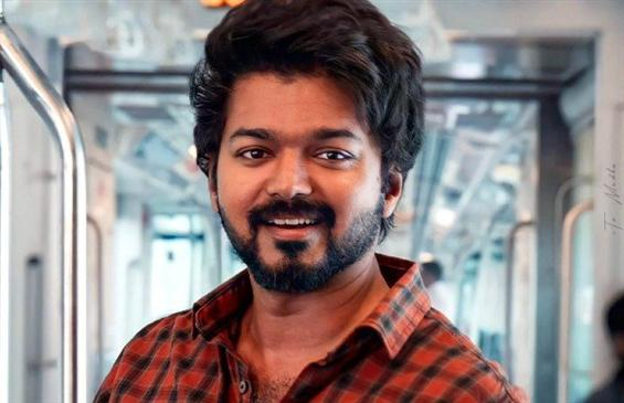 Vijay flies to Georgia for Thalapathy 65 shooting!