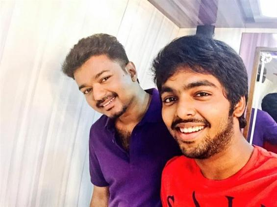 Vijay predicts a National award for GV Prakash!