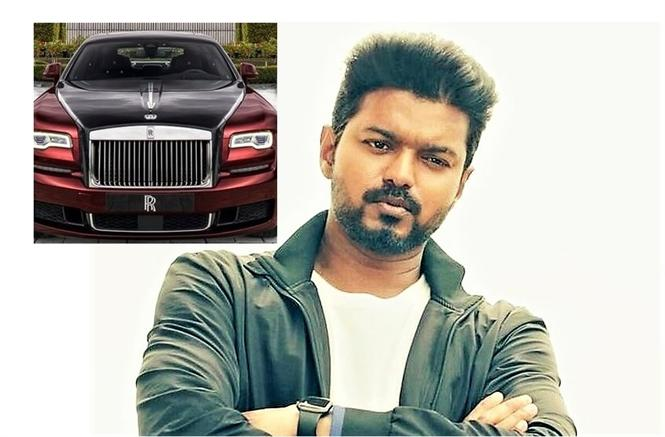 Vijay Rolls Royce Case Update: Single Judge Order Stayed! Actor to pay 80% tax!