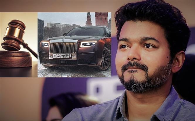 Vijay Rolls-Royce Tax issue - Explained