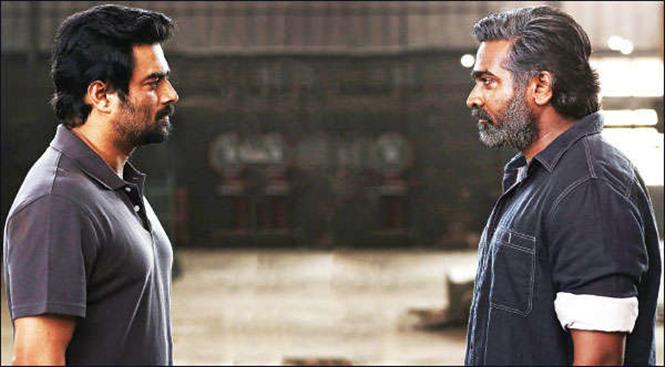 Vijay Sethupathi - Madhavan starrer Vikram Vedha slots a release date