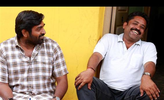 Vijay Sethupathi signs 2 film deal with Thanu! See...