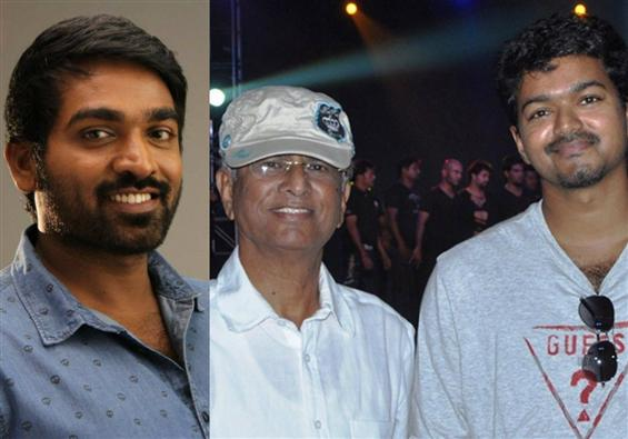 Vijay Sethupathi to play a cameo for Vijay's fathe...