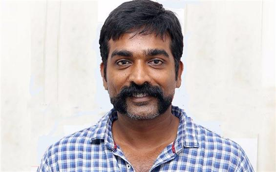 Vijay Sethupathi to play a musician for the first ...