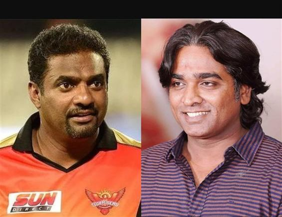 Vijay Sethupathi to play Muttiah Muralitharan in t...