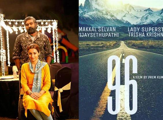 Vijay Sethupathi, Trisha starrer 96 almost complet...