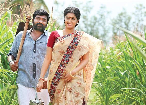 Vijay Sethupathi's Karuppan holds steady