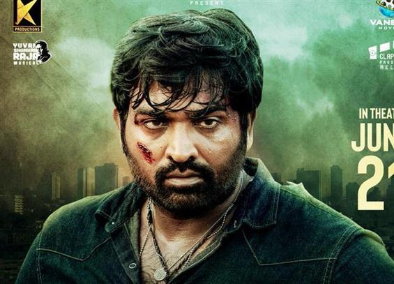 Vijay Sethupathi's Sindhubaadh Censored