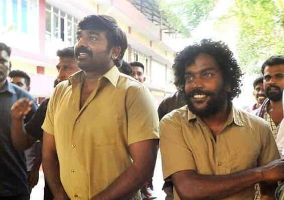 News Image - Vijay Sethupathi's stills from Maamanithan sets gain attention! image