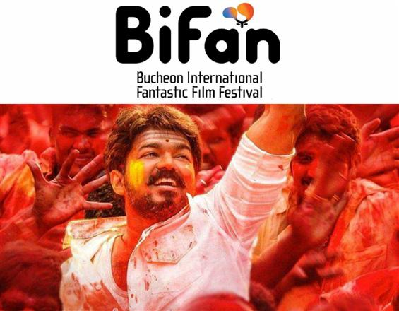 Vijay starrer Mersal goes to South Korea's Buncheo...