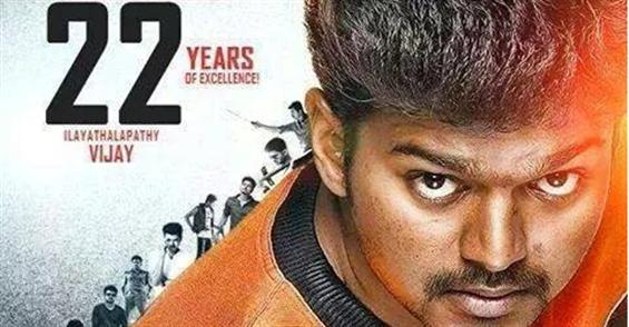 Vijay thanks everyone for helping him in his career