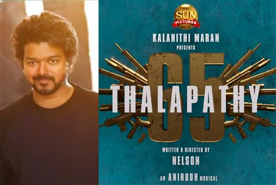 Vijay to begin shooting for Thalapathy 65!