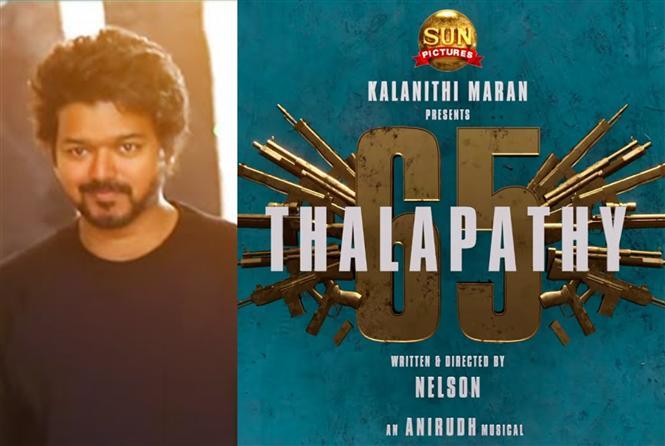Vijay to begin shooting for Thalapathy 65!