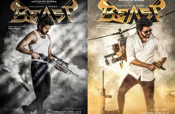 Vijay to resume Beast with indoor shooting in July...