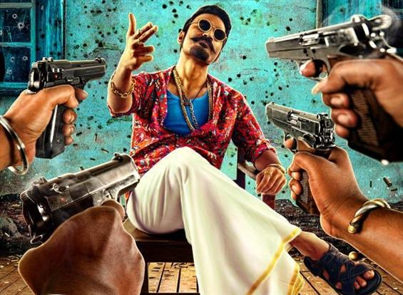 Vijay TV bags the satellite rights of Maari 2