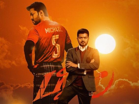 Vijay wraps Bigil's shooting?