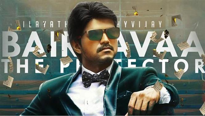 Vijay's Bairavaa - A potential 100-crore club film