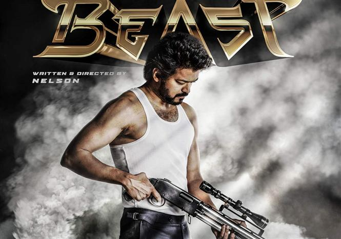 Vijay's Beast to release in April, 2022?