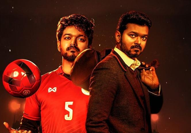 Vijay's Bigil Overseas Rights sold for a record price!