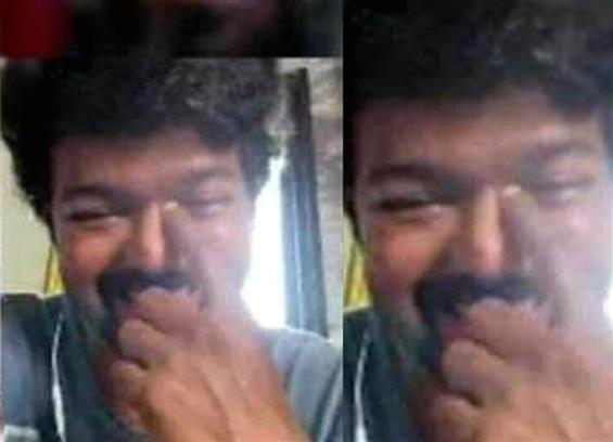 Vijay's friendship day photos go viral among fans!