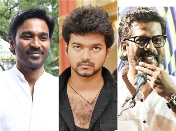 Vijay's Kuruvi creates ruckus at Asuran 100 Days S...