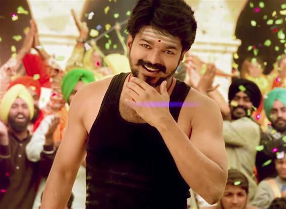 Vijay's Mersal hits a new milestone