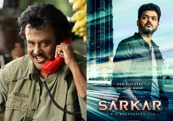 Vijay's Sarkar to be on the lines of Rajinikanth's Sivaji?