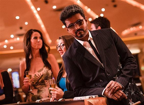 Vijay's Sarkar USA distribution rights sold for a ...